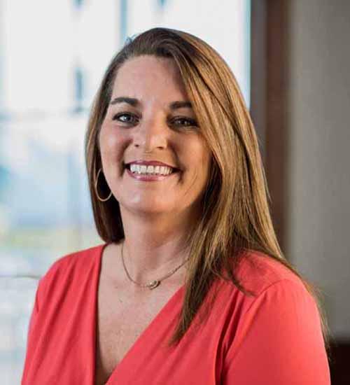 Portrait of Tina Tidwell